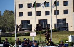 إنهاء مهام المدير العام للأمن الوطني الجزائري