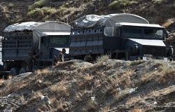 الجيش الجزائري يكشف مخبأ أسلحة على الحدود الجنوبية للبلاد