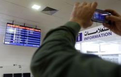 مطار معيتيقة الليبي يعلن استئناف الملاحة الجوية بعد توقفها لساعات نتيجة استهدافه