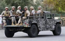 بيان من الجيش اللبناني بشأن الطائرتين الإسرائيليتين اللتين سقطتا في الضاحية الجنوبية