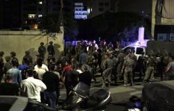 فيديو وصور توثق سقوط طائرتي استطلاع إسرائيليتين في الضاحية الجنوبية لبيروت