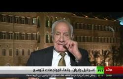 إسرائيل وإيران.. رقعة المواجهات تتوسع