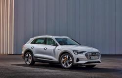 أودي تكشف عن السيارة الرياضية الكهربائية Audi e-tron 50 quattro