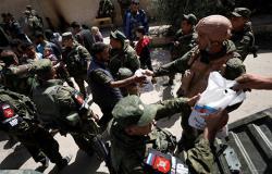 الجيش الروسي يسلم أكثر من 3.5 طن من المساعدات إلى سكان الغوطة الشرقية