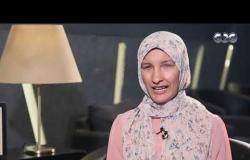 """كلمات مؤثرة من مريم النجدي بعد تكريمها من الرئيس السيسي """" فيديو هيغير حياتك """""""