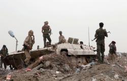 الجيش اليمني يتقدم باتجاه مركز محافظة أبين