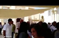 تشييع جثمان والدة أحمد نظيف من مسجد جامعة مصر
