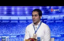 علي زهران: الاهتمام بالجمباز تزايد في الفترة الأخيرة
