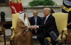 """السفير الأمريكي لدى الكويت: """"أزمة الخليج"""" على طاولة مفاوضات الأمير وترامب"""