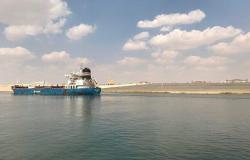 مصر توضح حقيقة انخفاض عدد السفن المارة عبر قناة السويس