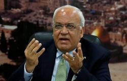 """فلسطين ترد على إعلان ماكرون بالعمل على مقترحات بديلة لـ""""صفقة القرن"""""""