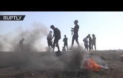 قتيلان وعشرات المصابين شرق غزة