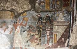 افتتاح مقبرتين فرعونيتين للزيارة بالبر الغربي في الأقصر