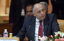 """وزير الخارجية المصري إلى الخرطوم للقاء رئيسي """"السيادي"""" و""""الوزراء"""""""