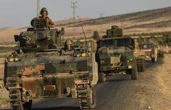 بالفيديو… اللقطات الأولى لدوريات أمريكية تركية في المنطقة الآمنة شمالي سوريا