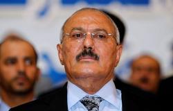 """صحيفة: الخط السري للراحل علي عبدالله صالح ينقل مكالمات """"أنصار الله"""""""
