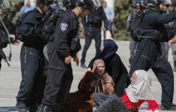 إصابة 46 فلسطيني برصاص وغاز الجيش الإسرائيلي شرق القدس