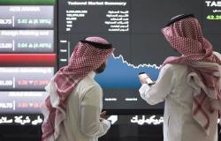 أسهم الطاقة والبتروكيماويات تهبط بالمؤشر السعودي 1.65% في المستهل