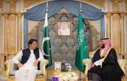 عمران خان: باكستان تساند السعودية بكل إمكانياتها