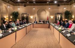 الملك عبدالله مخاطبا الشباب: المطلوب العمل بجدية وشفافية دون تردد