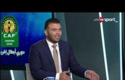 تعليق عماد متعب على فوز الأهلي على كانو سبورت بهدفين
