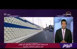 اليوم - مداخلة د.هشام إبراهيم أستاذ التمويل والاستثمار