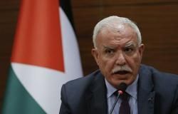المالكي: مستعدون للتفاوض مع أي رئيس وزراء إسرائيلي جديد