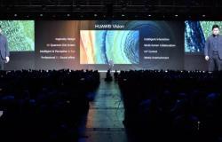 هواوي تعلن عن تلفاز ذكي بدقة 4K وساعتها الذكية Watch GT 2