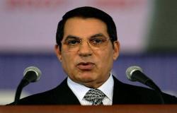 الحكومة التونسية: نستجيب لطلب دفن زين العابدين بن علي في بلاده