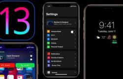 آبل تطلق نظام iOS 13 مع دعم الوضع الداكن