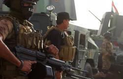 """ضبط حقل ألغام لـ""""داعش"""" وامرأة مشتبه بها شمالي بغداد"""
