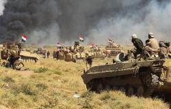 الجيش العراقي ينفذ عملية نوعية ويضبط كميات من الأسلحة