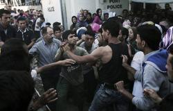 القبض على 12 شخصا إثر مشاجرة جماعية في حي النسيم بالسعودية... فيديو