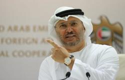 قرقاش: الإمارات حريصة على صيانة السلم والاستقرار الإقليمي في أجواء ملبدة بالغيوم