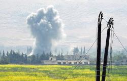 اشتباكات عنيفة بين وحدة من الجيش السوري وخلية داعشية بريف الرقة