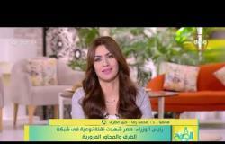 8 الصبح - هاتفياً...د/ محمد رضا - خبير الطرق