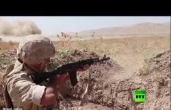عملية مشتركة للقوات الروسية والطاجيكية في مكافحة الإرهاب