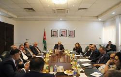 رئيس وزراء الاردن يلتقي قيادات فكرية ومدراء مؤسسات ومراكز بحثية