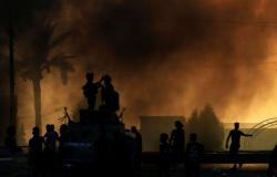 مقتل وإصابة 48 متظاهرا في ميسان العراقية
