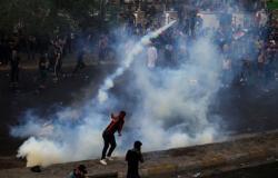 قطع الإنترنت عن بغداد وإعادة غلق المنطقة الخضراء
