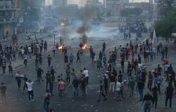 مسلحون مجهولون يحرقون مقر قناة في بغداد