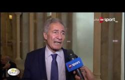 لقاءات من حفل توقيع عقد استضافة مصر لكأس العالم لكرة اليد 2021