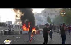 الأخبار - قيادة القوات العراقية : الوضع في البلاد تحت السيطرة رغم الاحتجاجات