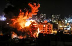 أدرعي: رصد إطلاق قذيفتين من قطاع غزة تجاه إسرائيل