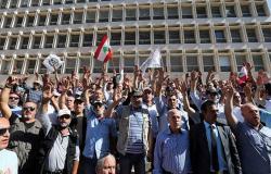 إضراب نقابي جديد في لبنان
