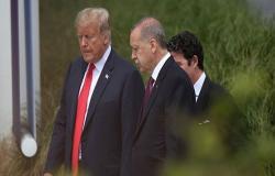 ترامب: أبلغت أردوغان بأن عليهم احترام الجميع بسوريا