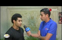 محمد إيهاب: هناك احتمال للمشاركة في أولمبياد طوكيو.. وسأحقق الميدالية الذهبية