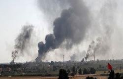 القوات التركية ومسلحون يطوقون بلدتي رأس العين وتل أبيض بعد السيطرة على القرى المحيطة بهما