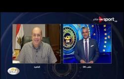 حديث مع أسامة غنيم. مدير الوكالة الوطنية لمكافحة المنشطات حول أزمة المنشطات في الرياضة المصرية