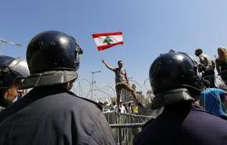 بالفيديو... إشكال بين نائب لبناني والقوى الأمنية